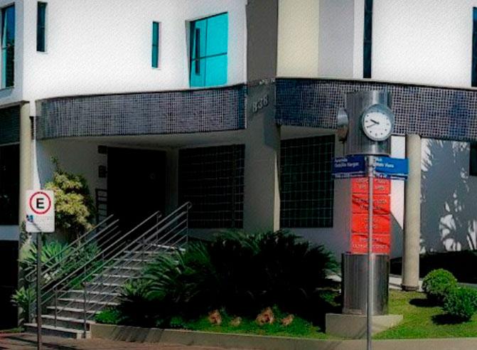 fachada gastro clínica