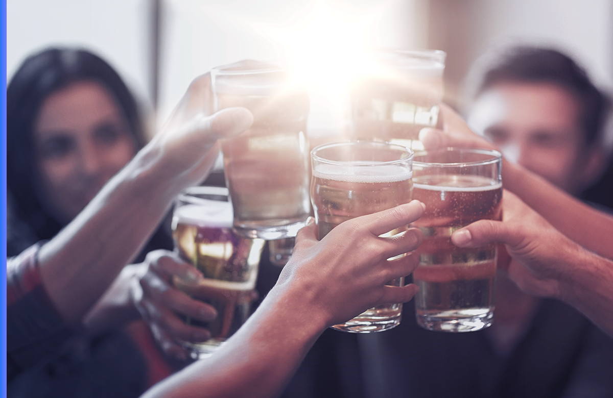 Imagem postagem Risco do consumo de Álcool entre Jovens